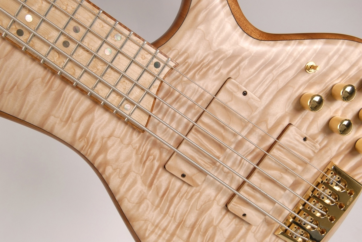 De Gier Elevation 5 Curly Maple