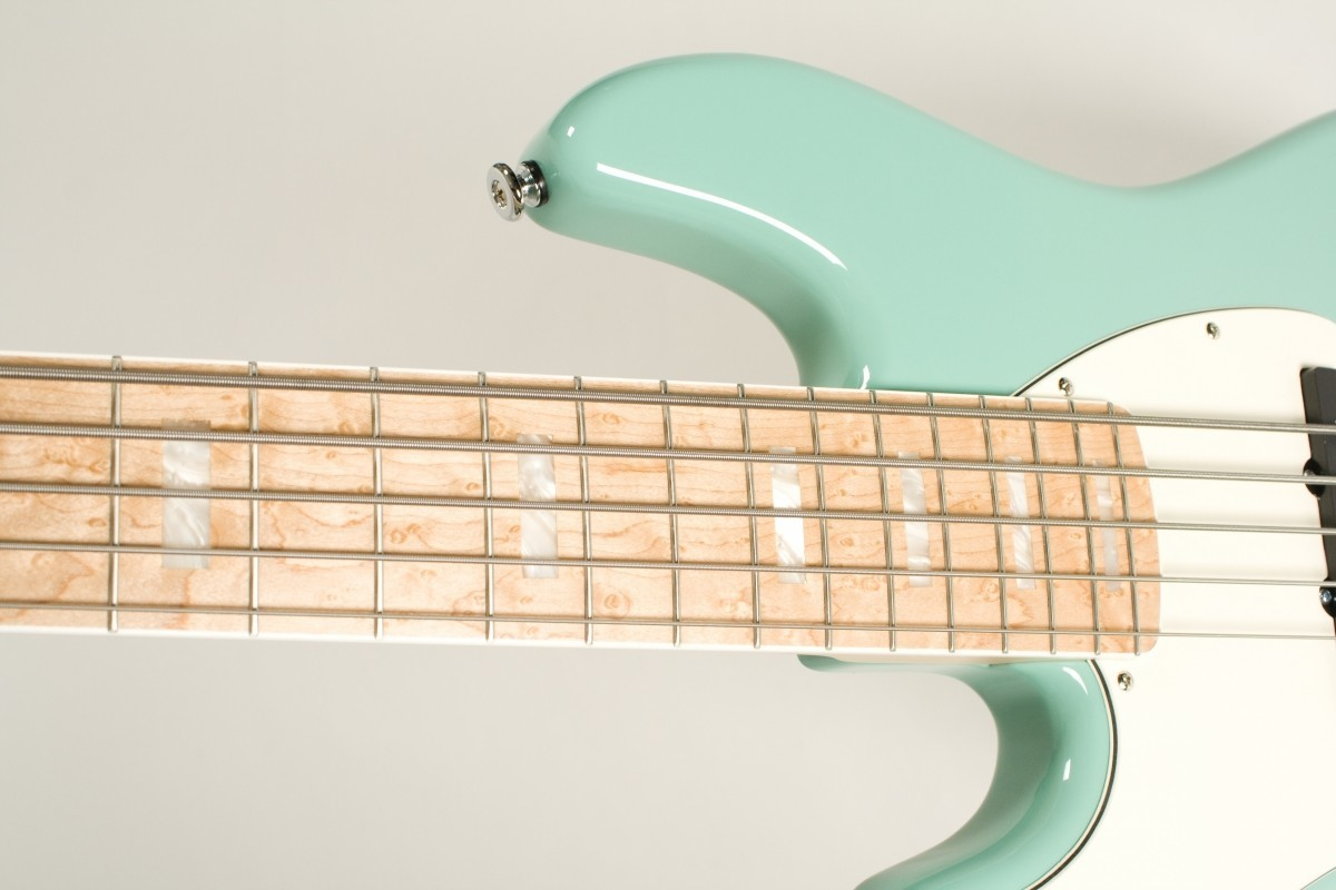 De Gier BeBop 5 Foam Green Lefty