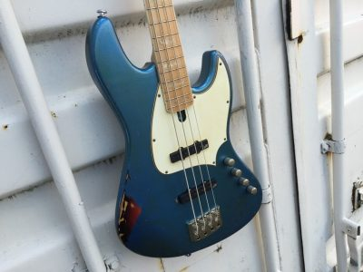 De Gier BeBop 4 Lake Placid Blue
