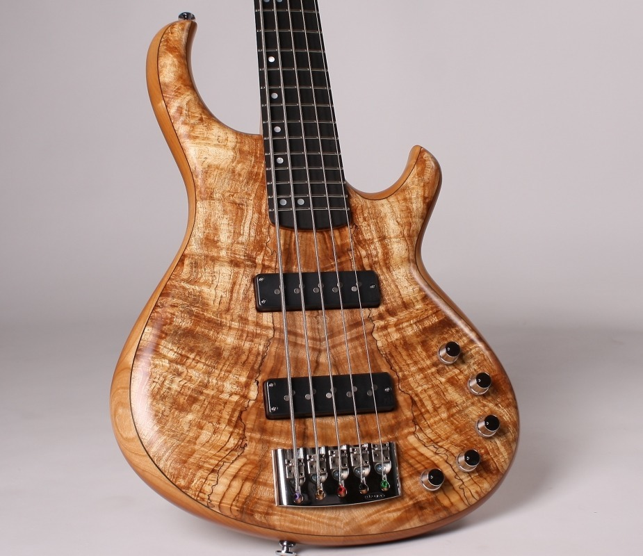 De Gier Origin 5 Spalted Maple