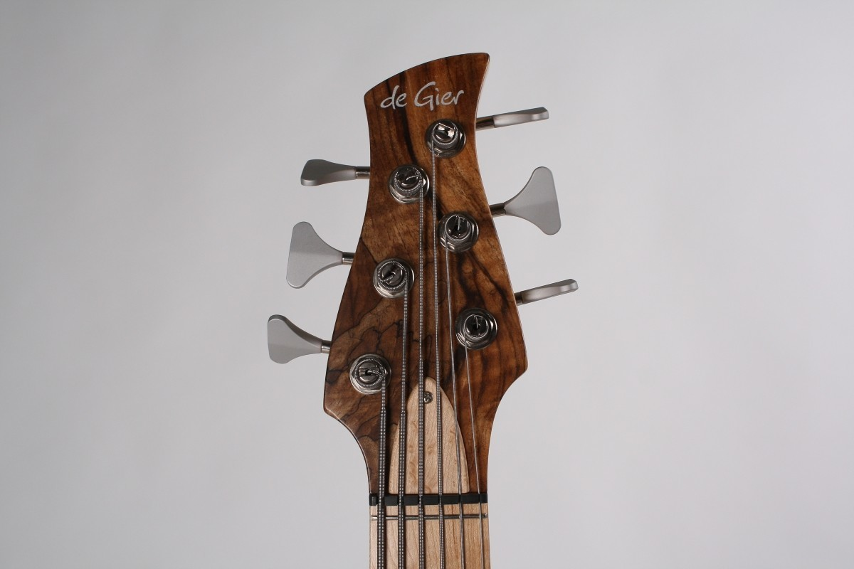 De Gier Origin 5 Spalted Walnut
