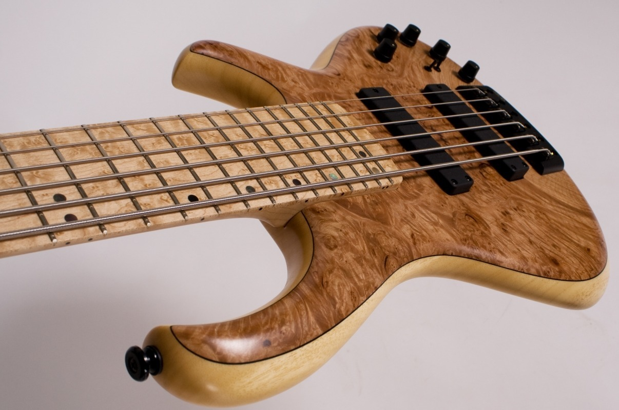 De Gier Origin 5 Maple Burl