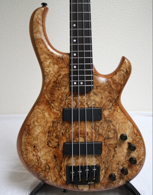 De Gier Origin 4 Spalted Maple
