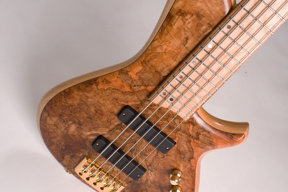 De Gier Elevation 5 Spalted Maple