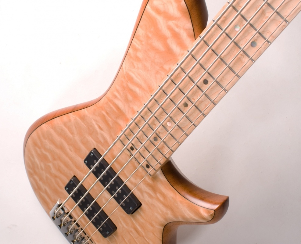 De Gier Elevation 5 Quilted Maple