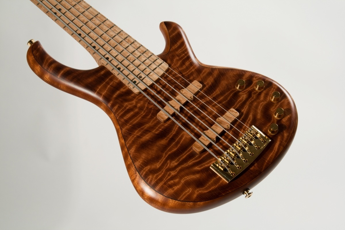 De Gier Origin 5 Curly Redwood