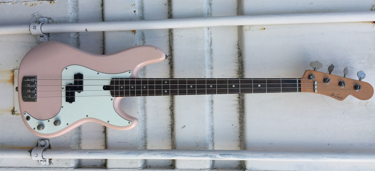 De Gier Soulmate 4 shell pink relic