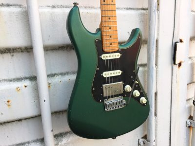 De Gier Surfer custom green