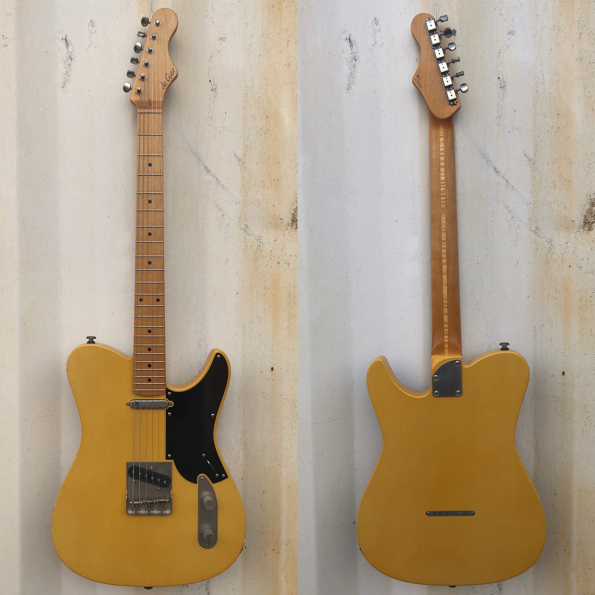 De Gier Tele butterscotch