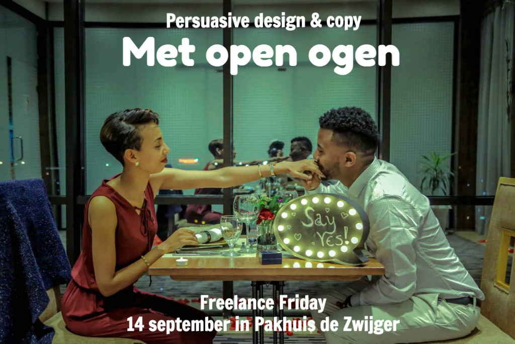 Freelance Friday -14 september 2018