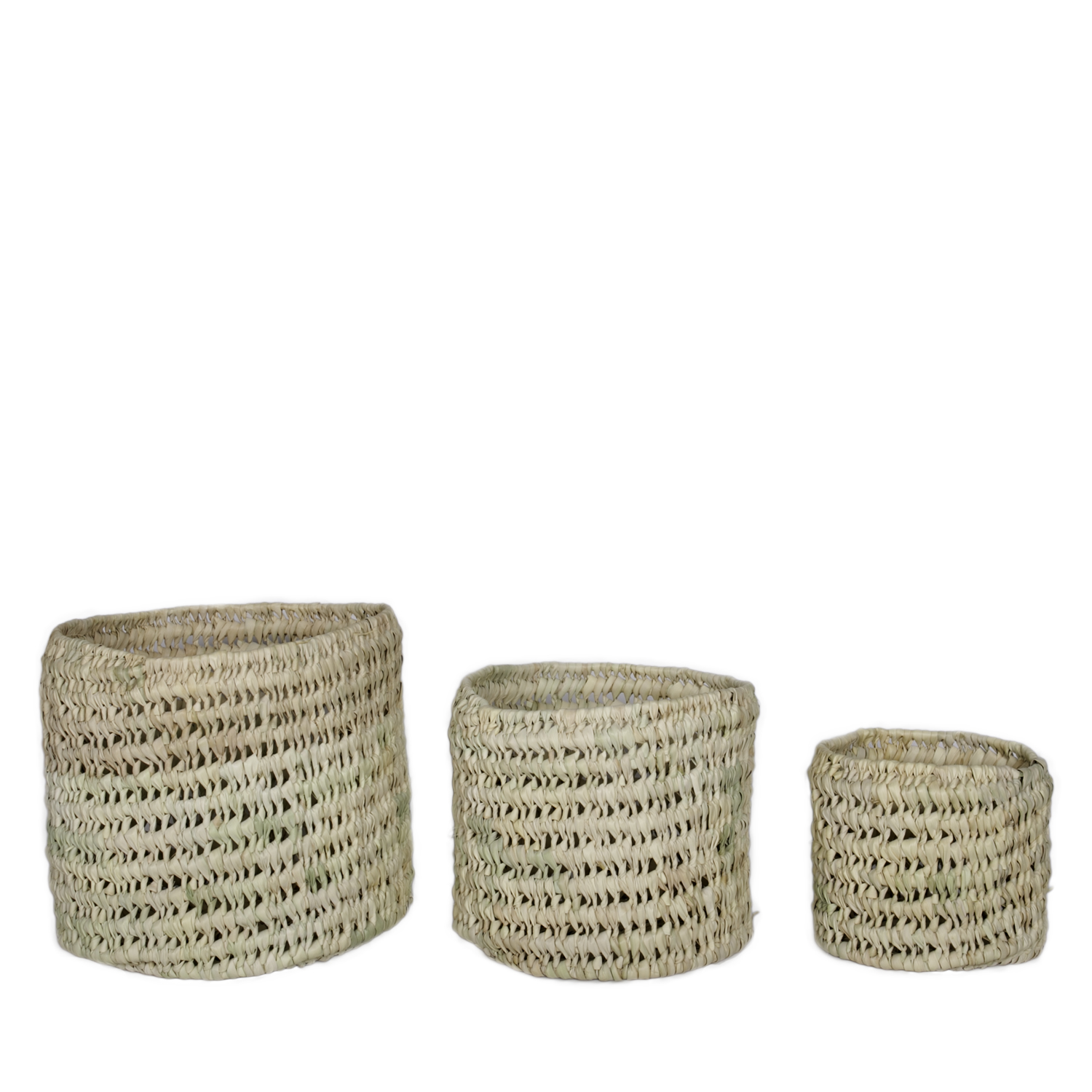 Baskets Nadien set of three COMING SOON