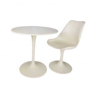 Table polyester Ø70cm - different colors