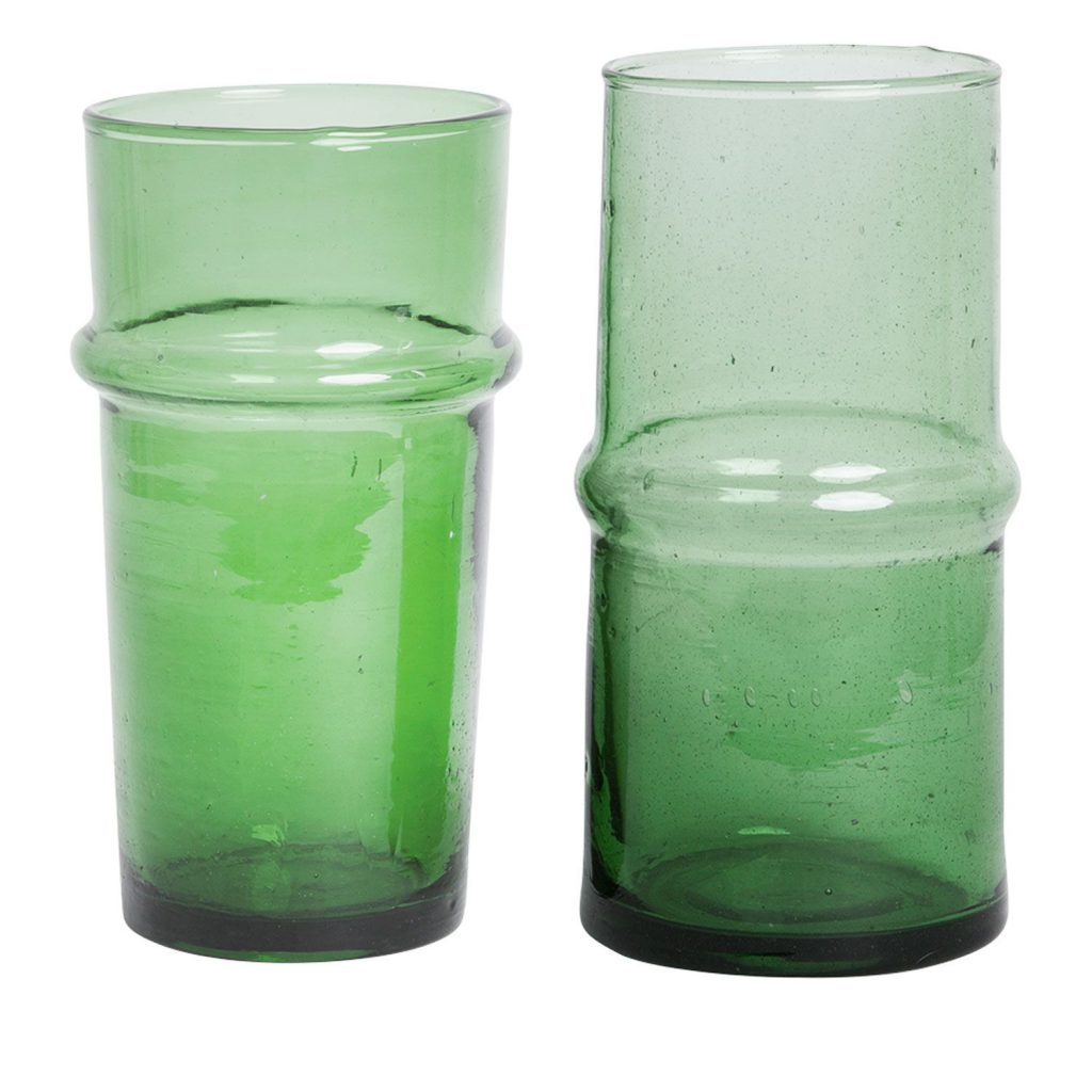 vases glass XL - incline