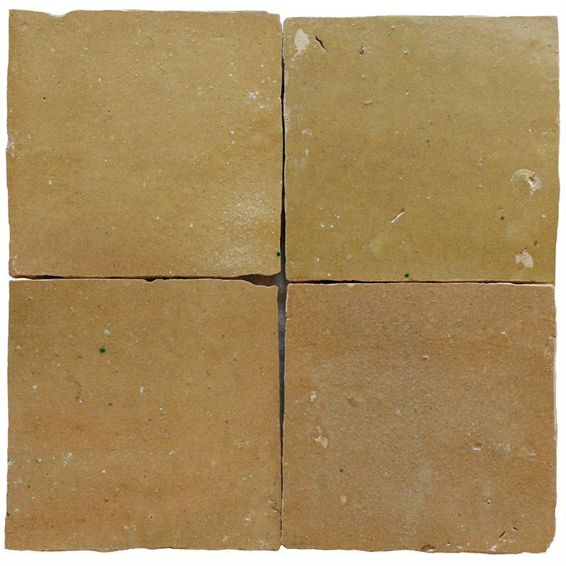 Zelliges mustard dark (per sqm.)