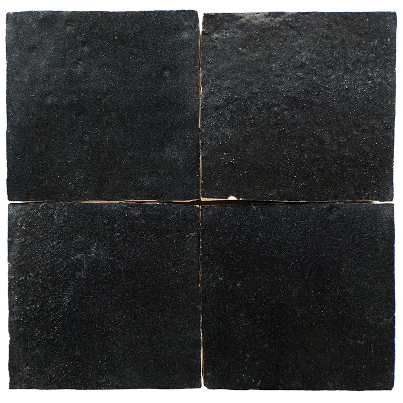 zelliges black (per sqm.)