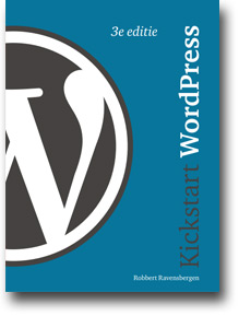Nederlands WordPress boek Kickstart WordPress