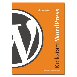 Nederlands WordPress Boek Kickstart WordPress 4e editie