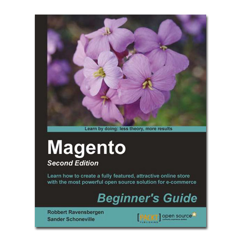 Boek Magento Beginners Guide 2nd edition