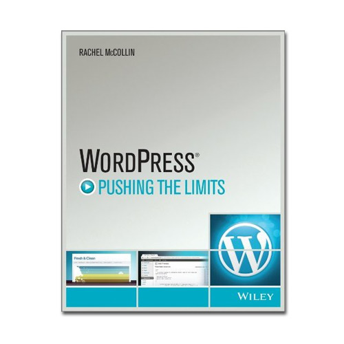 WordPress boek Pushing the Limits