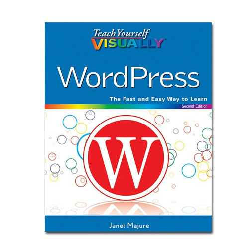Boek Teach Yourself Visually WordPress
