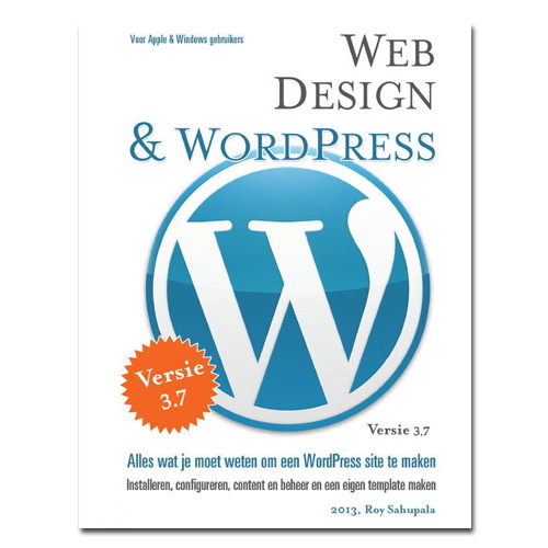 Webdesign en WordPress 3.7