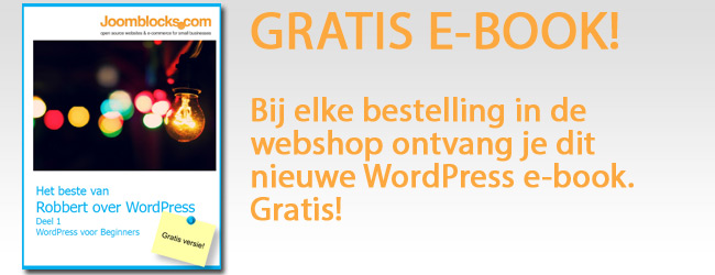 WordPress ebook
