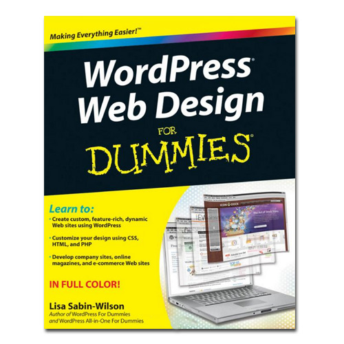 WordPress Webdesign for Dummies 2nd