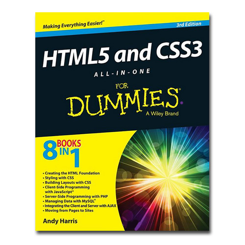 HTML% and CSS3 for Dummies