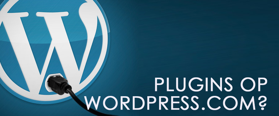 WordPress.com plugins