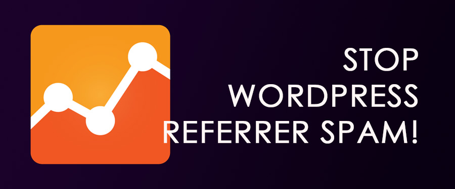 Stop WordPress referrer spam