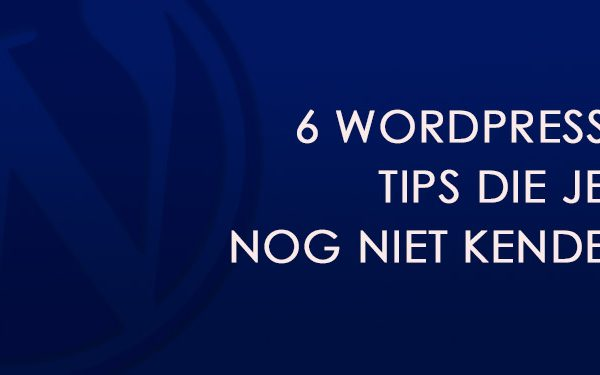 wordpress tips 2017