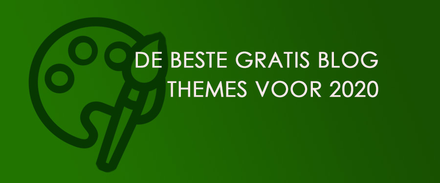 beste gratis blog themes 2020