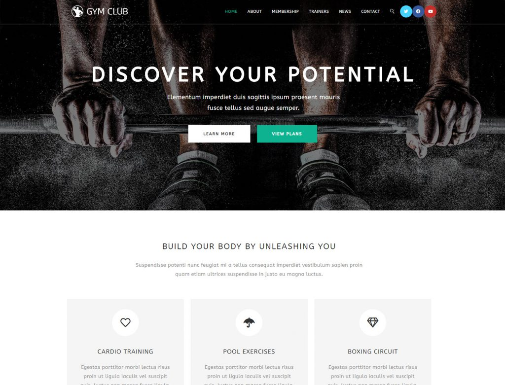 oceanwp multipurpose theme